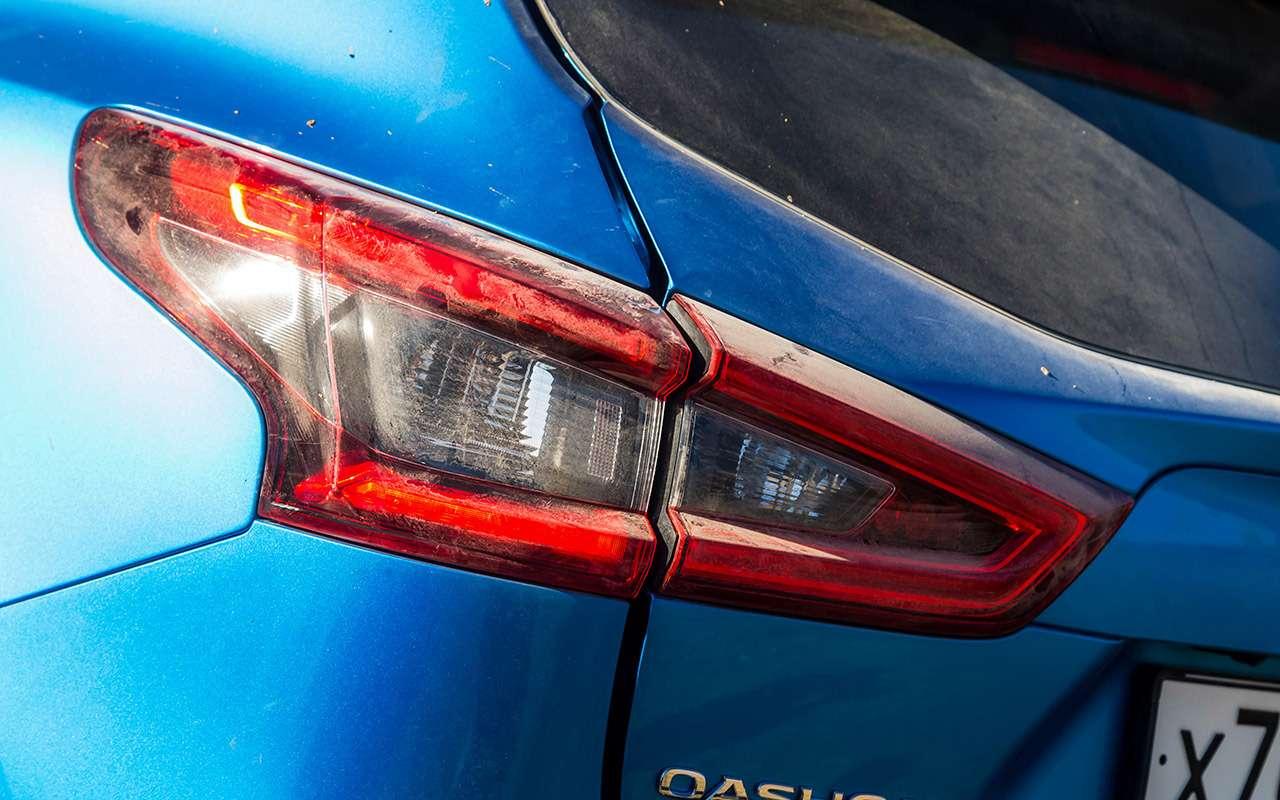 Большой тест кроссоверов: Nissan Qashqai, Mitsubishi ASX иSuzuki SX4— фото 978196