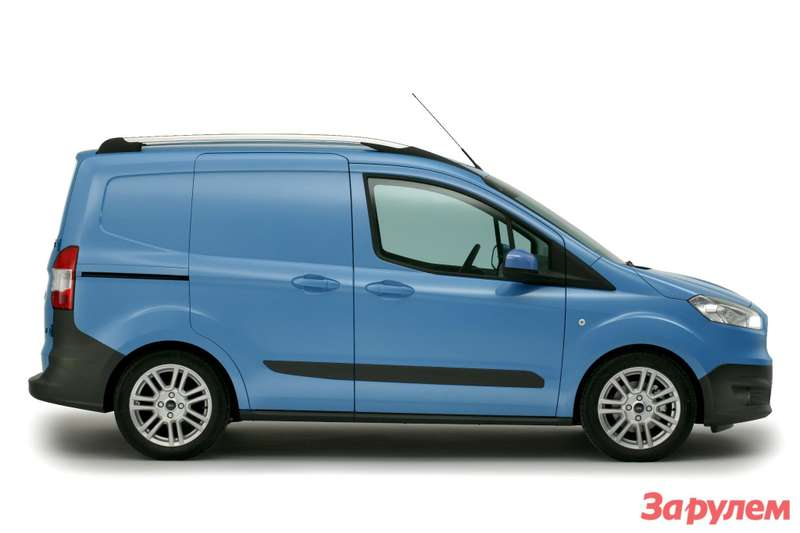 673103 All new Ford Transit Courier  (6)