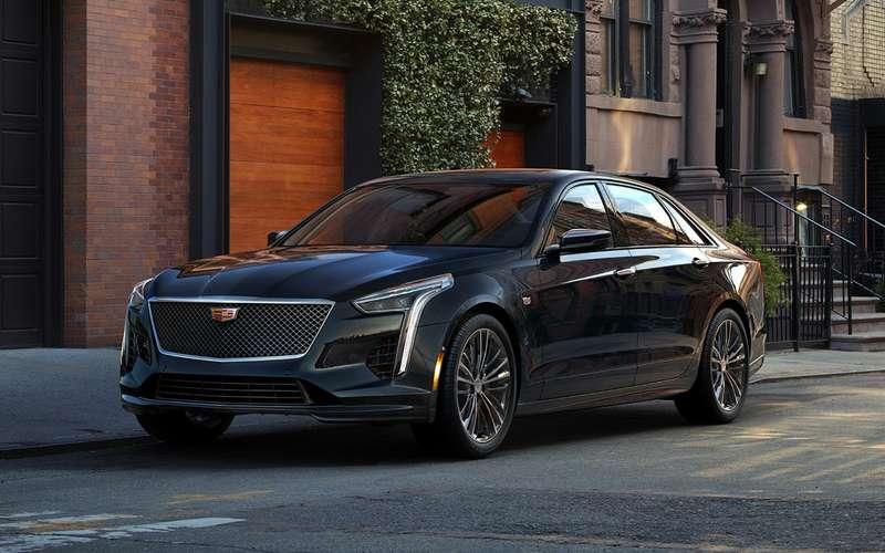 КаквАмерике: российские цены наобновленный Cadillac CT6