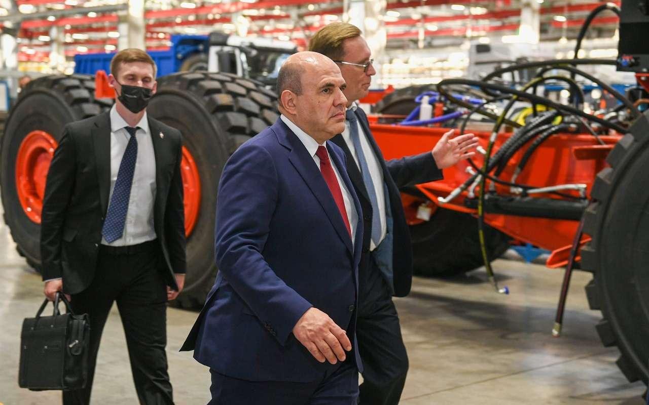 Абсолютно новый отечественный грузовик КАМАЗ Геркулес: первые фото— фото 1252300
