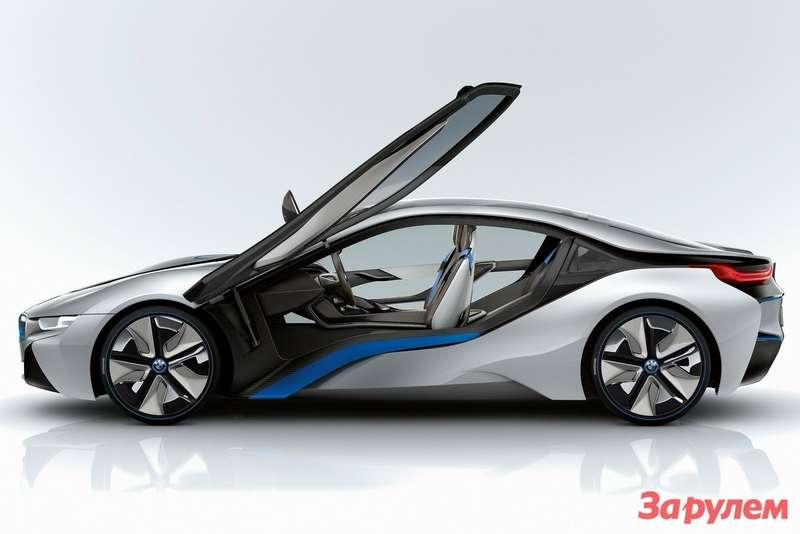 BMWi8Concept 2011 1600x1200 wallpaper 2e