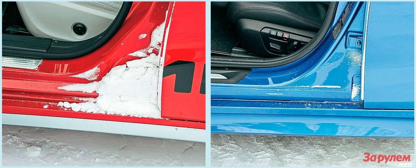 Время круга: Mercedes-Benz A45AMG vsBMW M135i xDrive— фото 263931