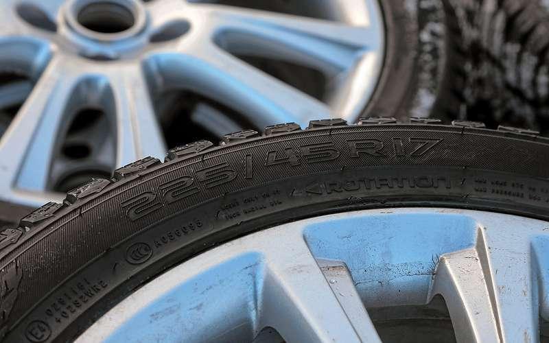 7шипованных шин: тест наасфальте
