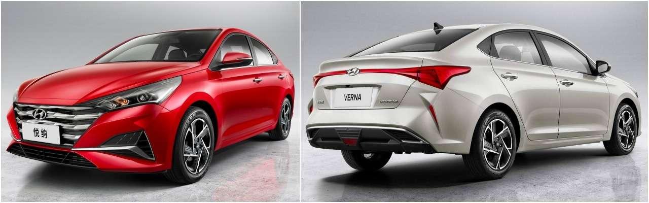Hyundai Solaris 2020: всё, что изменилось— фото 1103303