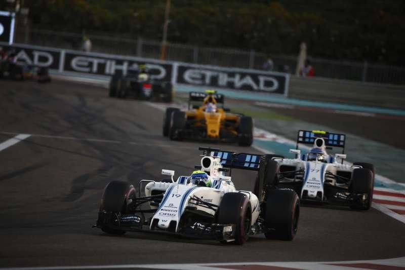 Mercedes, Фелипе Масса, Формула-1