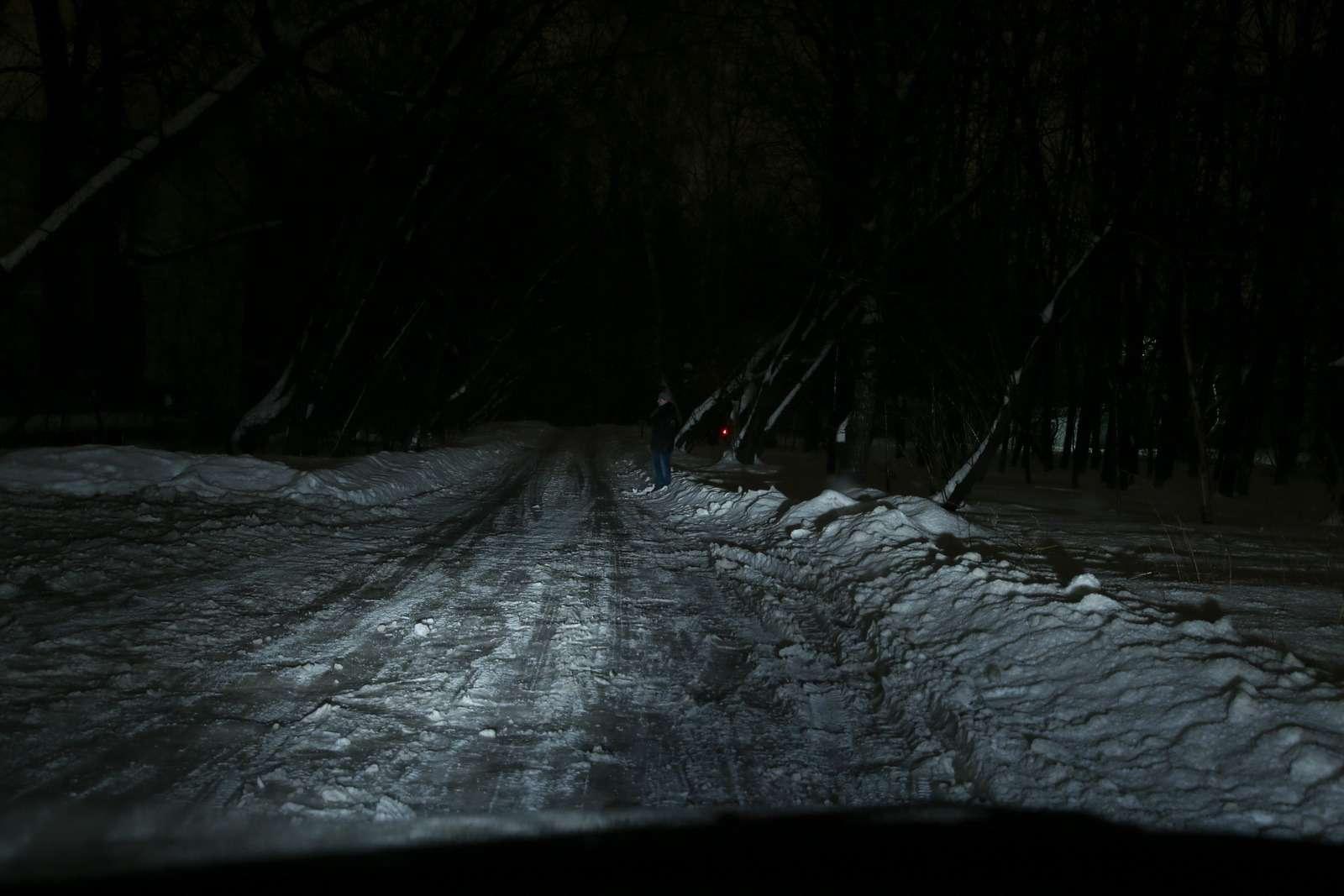 Мученье— свет: нестандартные лампы H4в штатной фаре— фото 568971