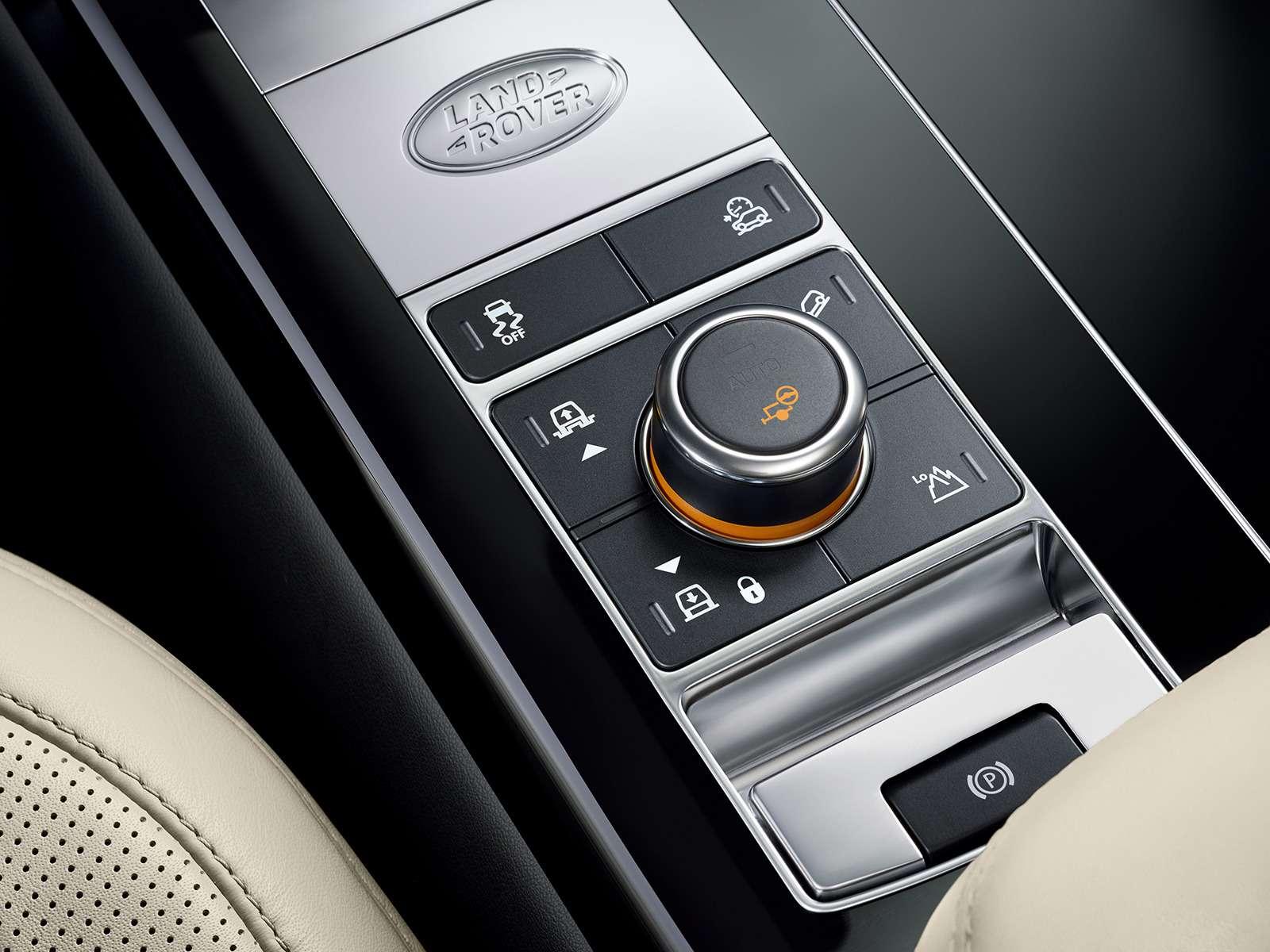Обновленный Range Rover— ищем изменения слупой— фото 803903