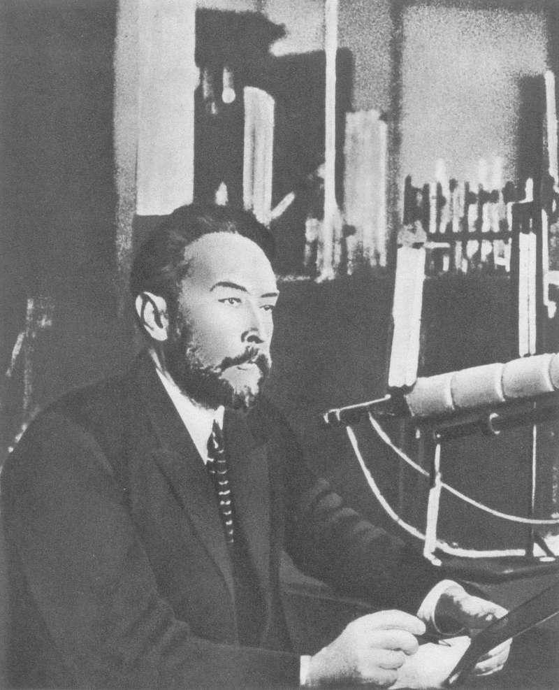 Профессор Лебедев