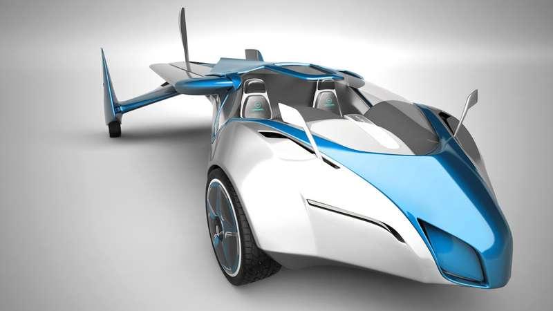 Концепт Aeromobil