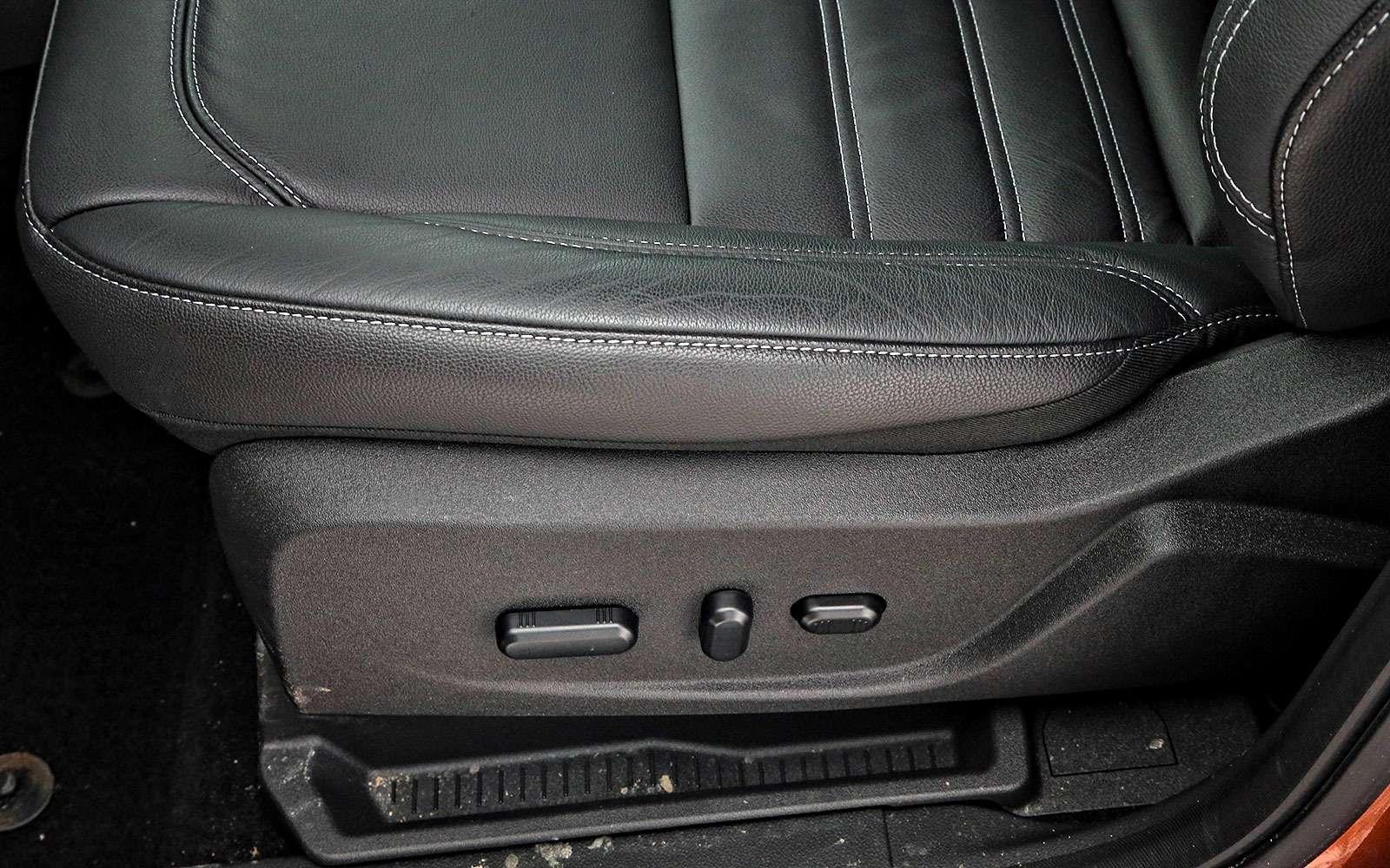 Обновленный Ford Kuga: дочего не дошли руки?— фото 738244