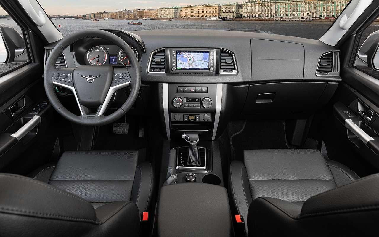 УАЗ Патриот савтоматом— стартовал прием заказов иназваны цены