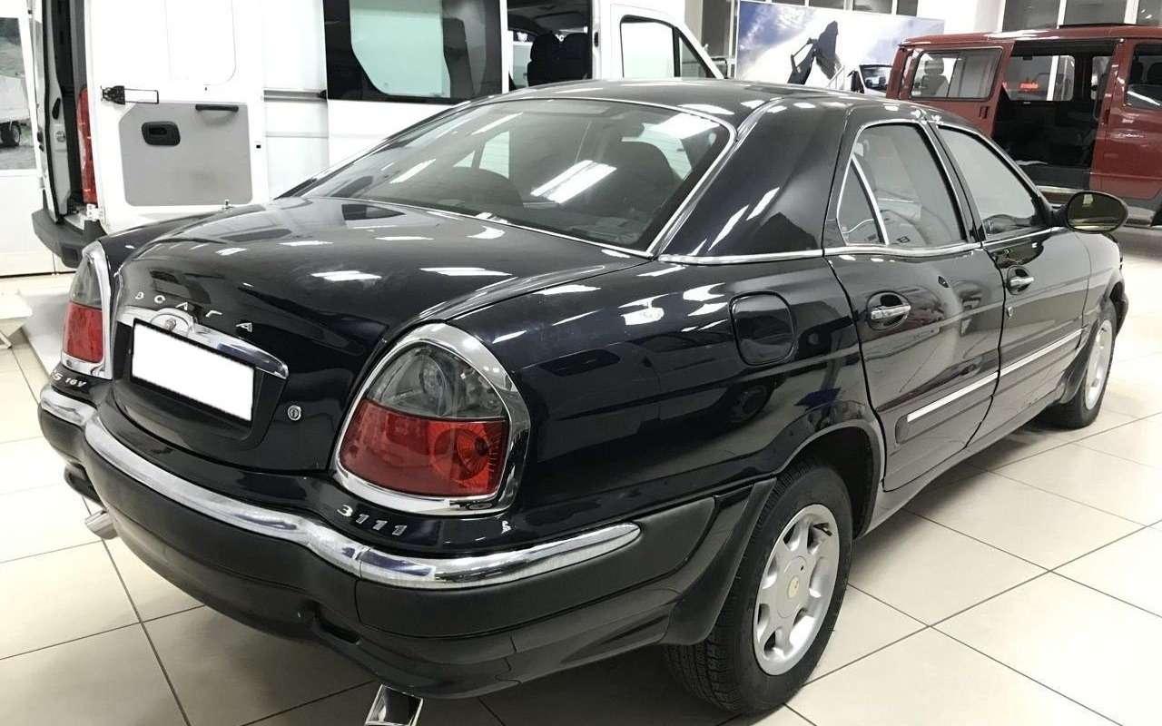 Напродажу выставлена редкая Волга ГАЗ-3111. Цена интересная!— фото 1199866