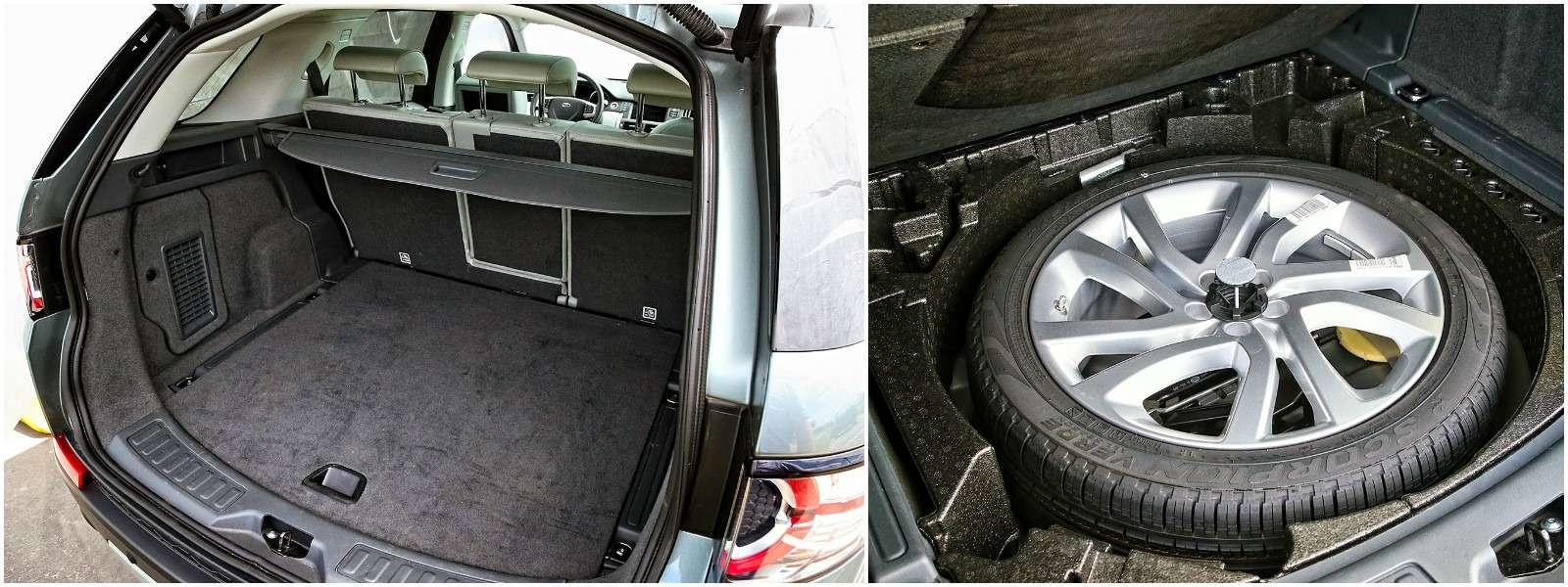 Выбираем Land Rover Discovery Sport: бензин или дизель?— фото 624669