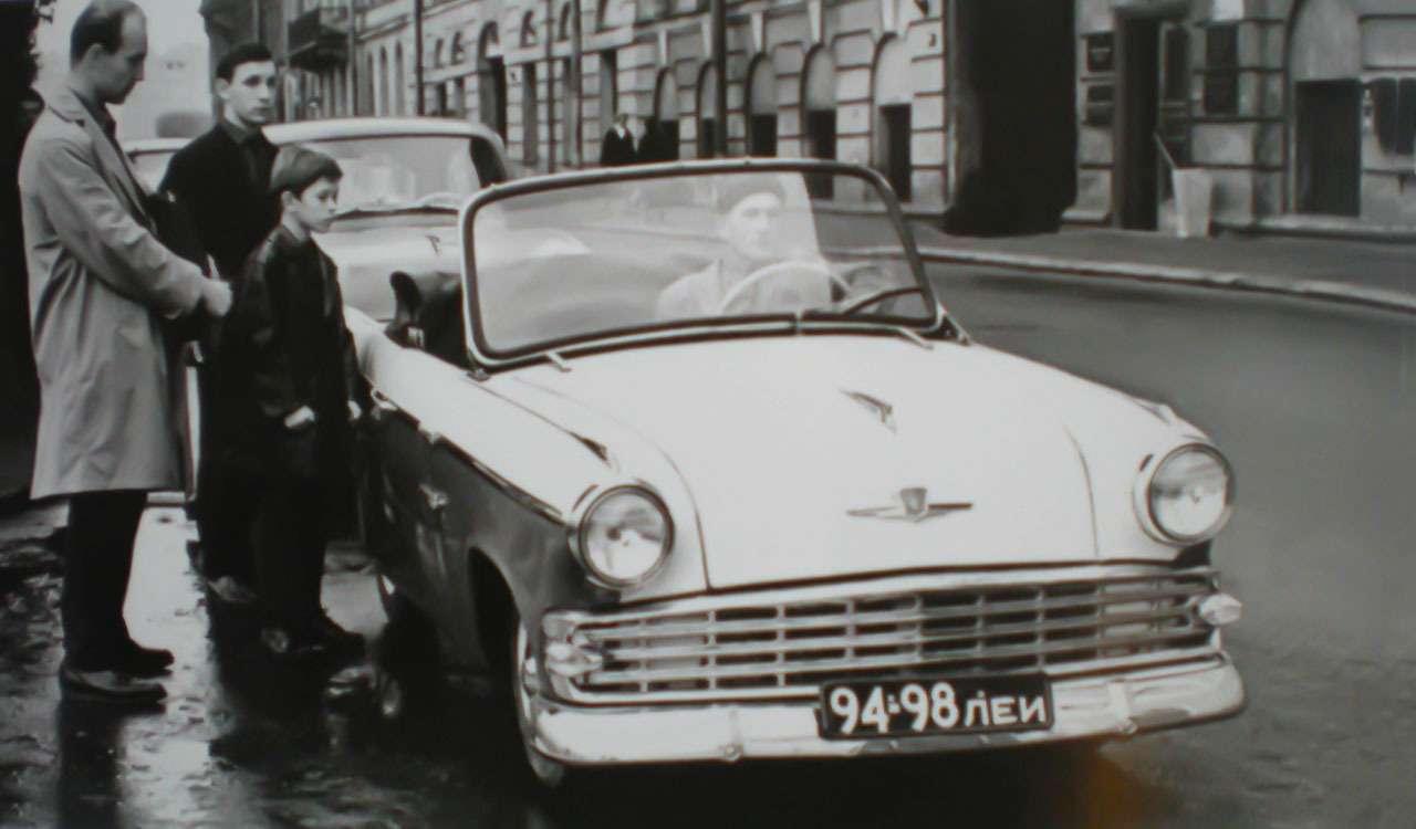 Спорткары, кабриолеты, родстеры... 15уникальных советских машин— фото 984958
