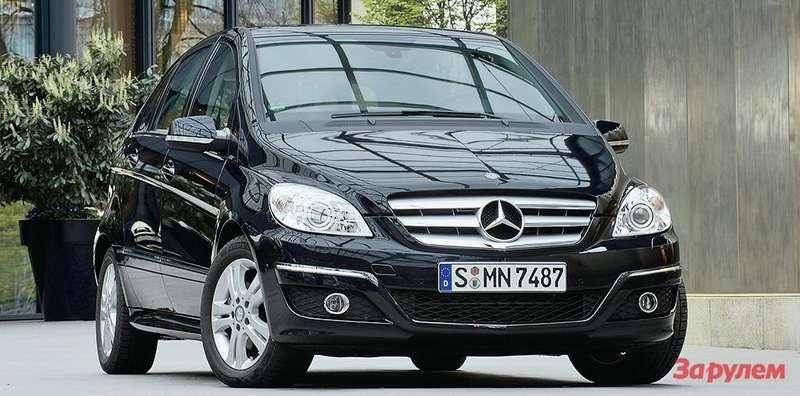 Mercedes— Benz Bкласс