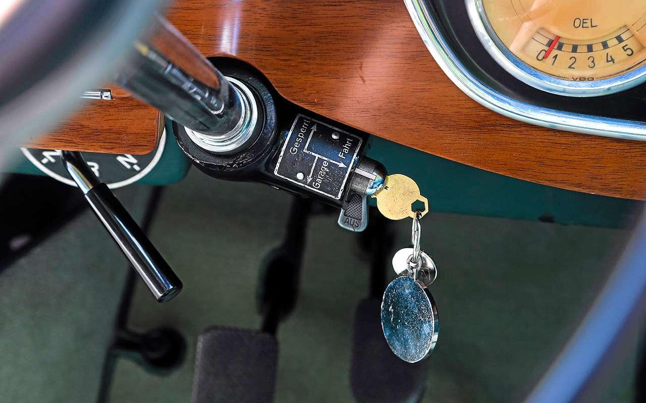 Очень редкий Мерседес W142— ретротест кабриолета-пенсионера— фото 950191