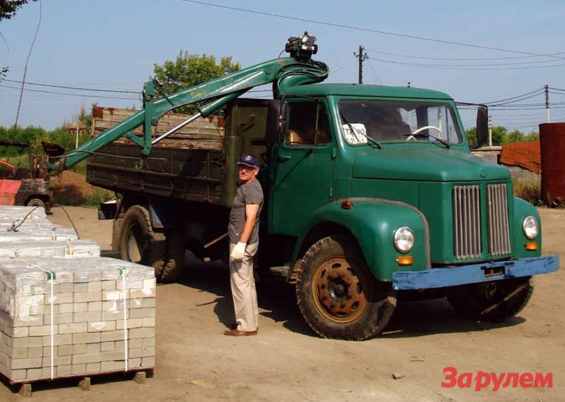 Scania L50: Раритет