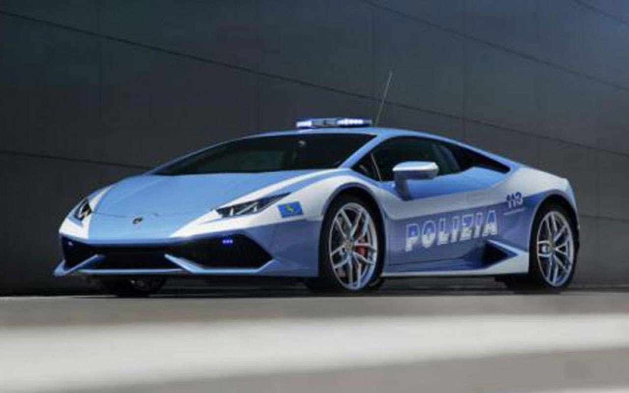 Топ-22 лучших ихудших полицейских автомобилей мира— фото 983541