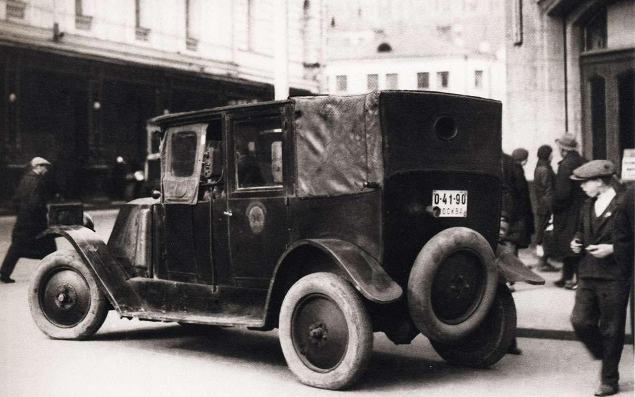Всетакси СССР: лимузины, кабриолеты, иномарки— фото 1140110
