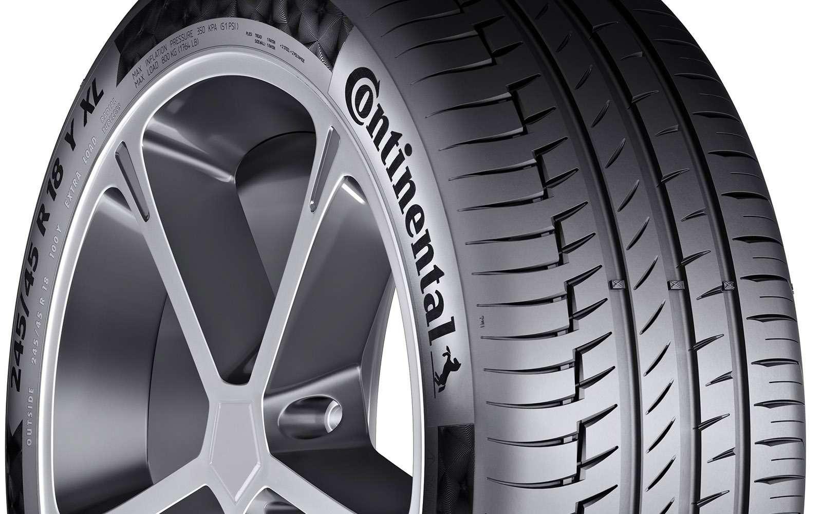 Новые шины Continental PremiumContact 6: есть контакт!— фото 720034