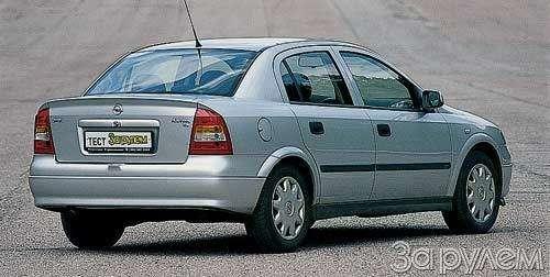 Opel Astra, Volkswagen Bora, Skoda Octavia, Mitsubishi Carisma, Renault Megane, Ford Focus. УЖЕ ПРЕСТИЖНО, ЕЩЕ ДОСТУПНО— фото 24597