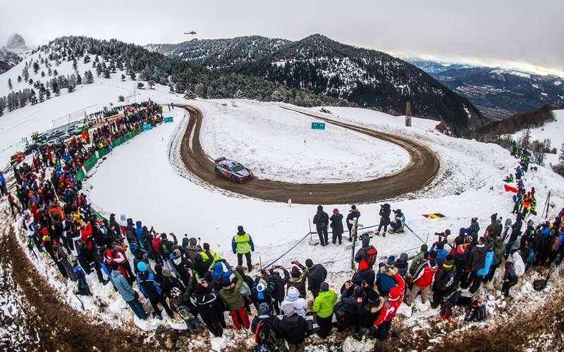 Ралли WRC: русские идут!