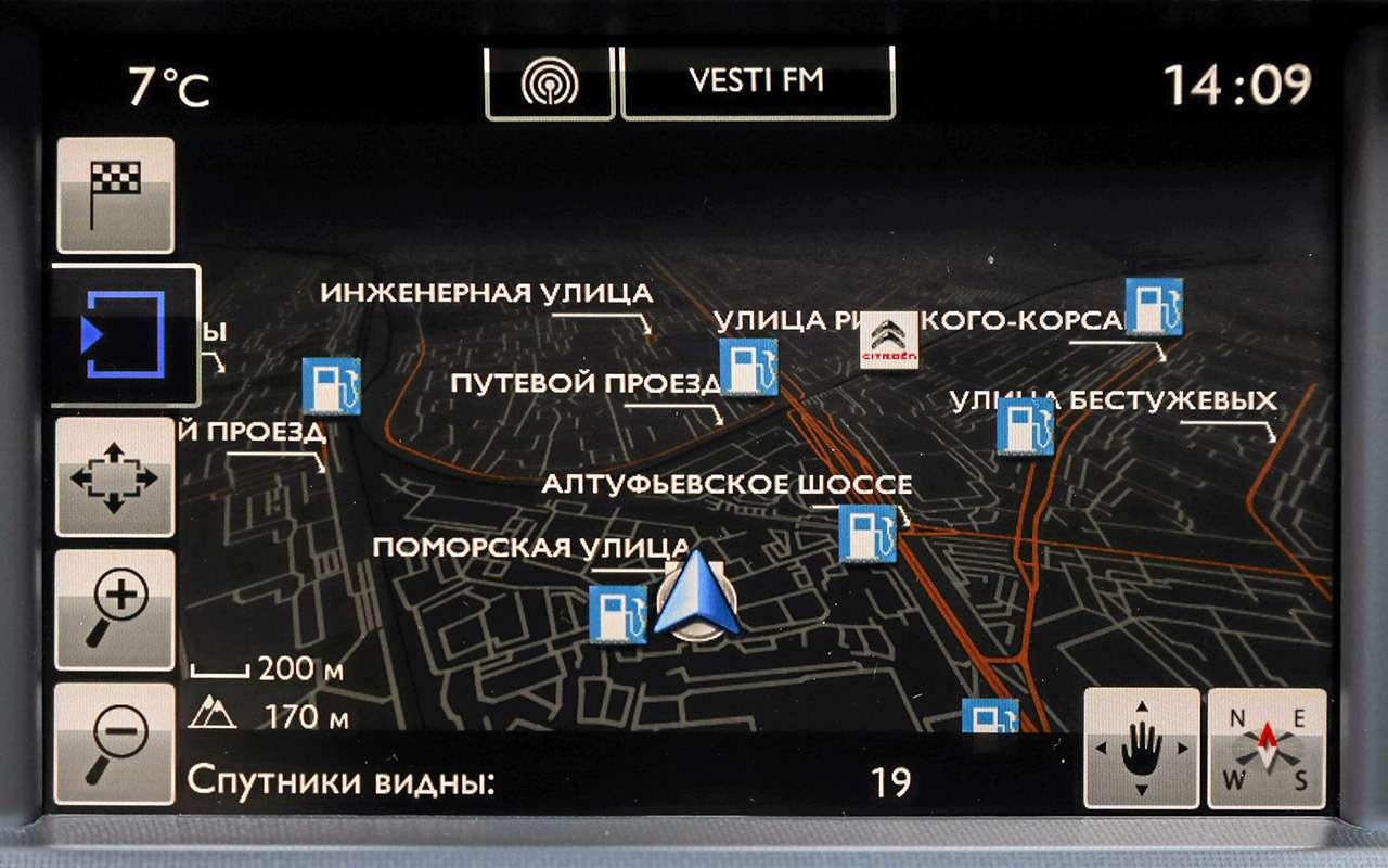 Новые Corolla иElantra плюс С4: большой тест седанов С‑класса— фото 970520
