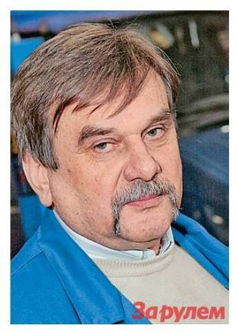 Владимир Савченко— генеральныйдиректор ООО«Темп Авто Сервис»