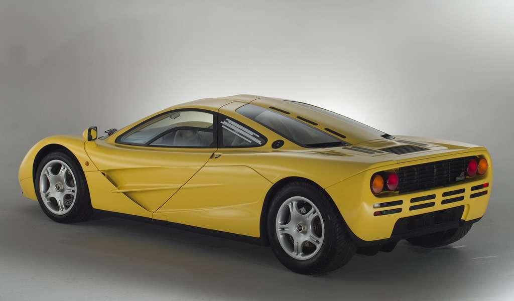 Муха несидела: продается McLaren F1в заводской упаковке— фото 806223