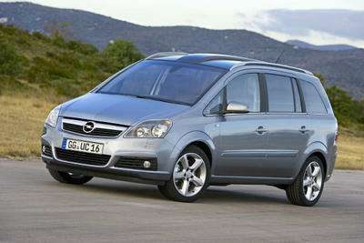 Opel Zafira получает новый мотор— фото 103730