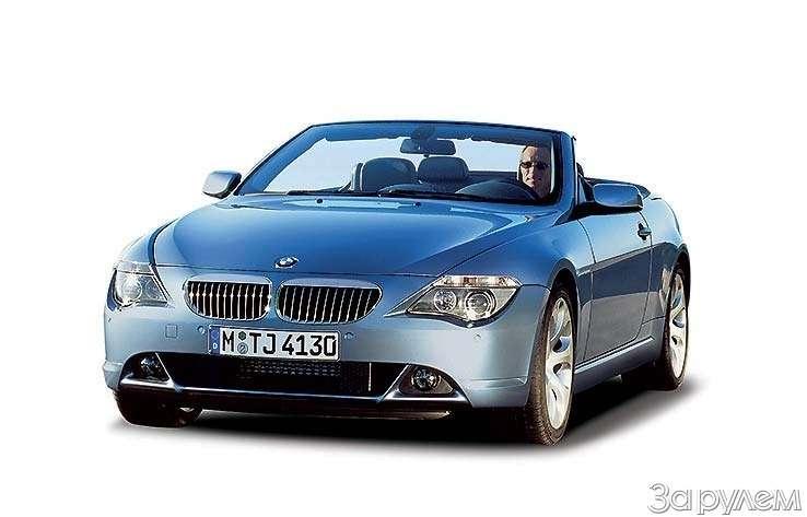 Тест Mercedes-Benz SL500. ЧТО МОГУТ КОРОЛИ— фото 68922