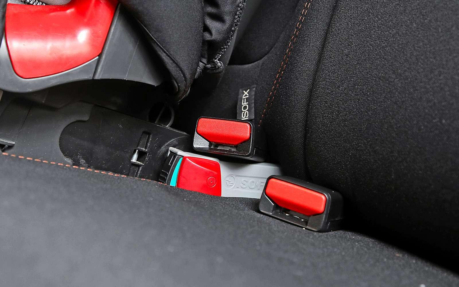 Renault Kaptur изпарка ЗР: зимние расходы— фото 700132