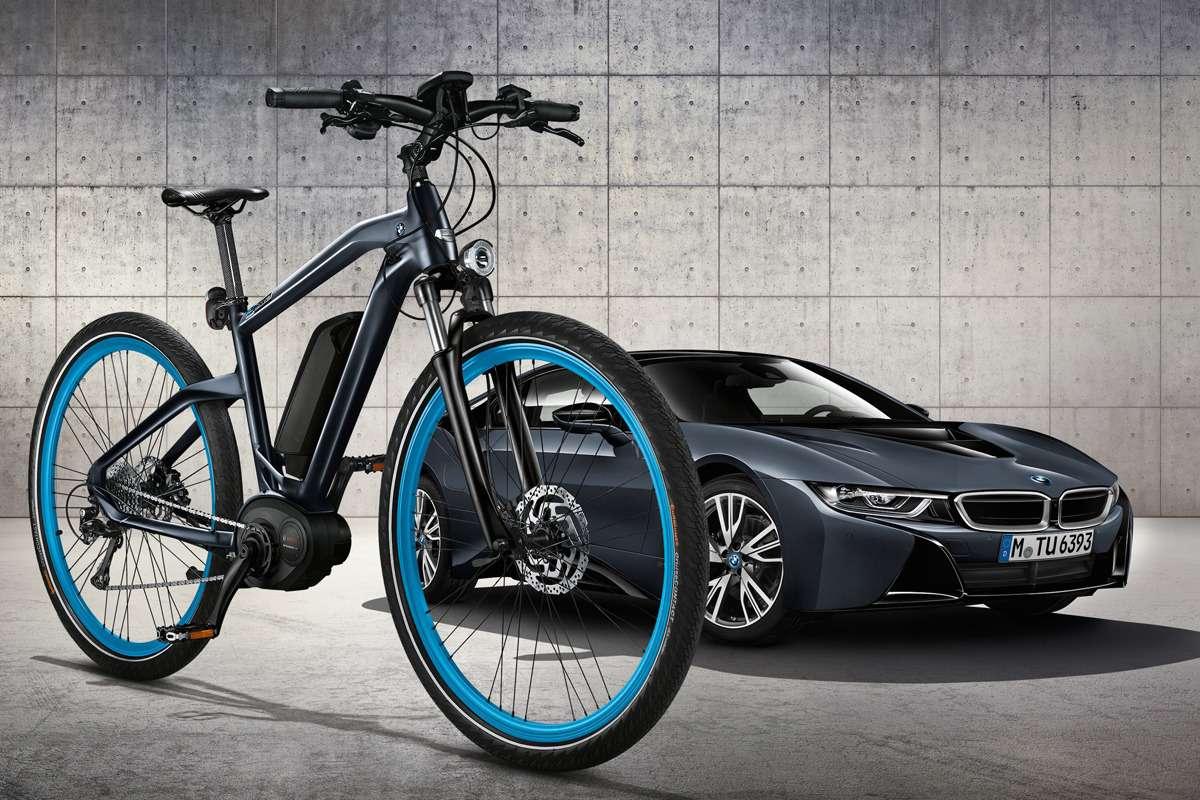 BMWCruise e-Bike
