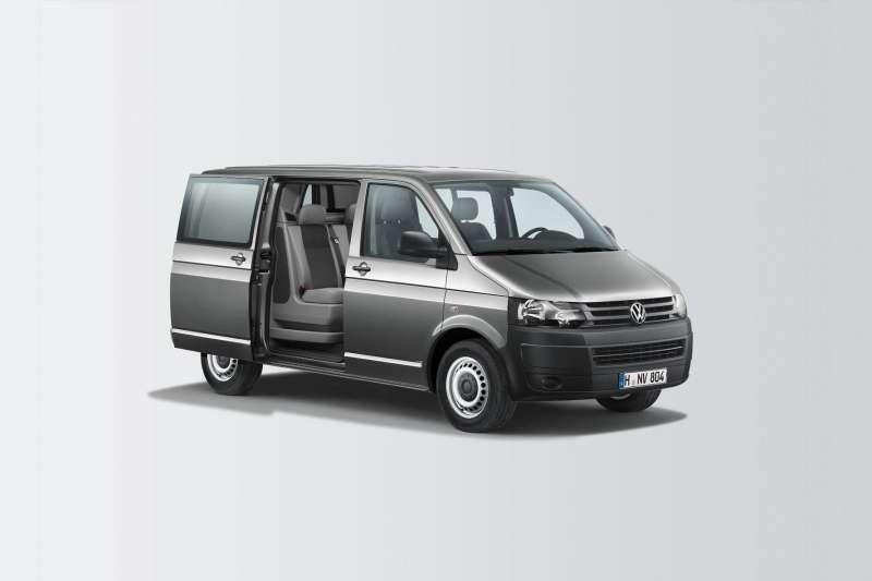 Transporter Kombi Doka Plus