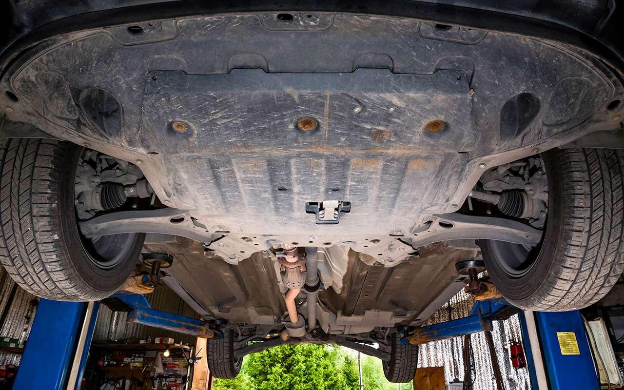 Hyundai Creta или Renault Koleos: чей полный привод круче? Часть 1— фото 825634