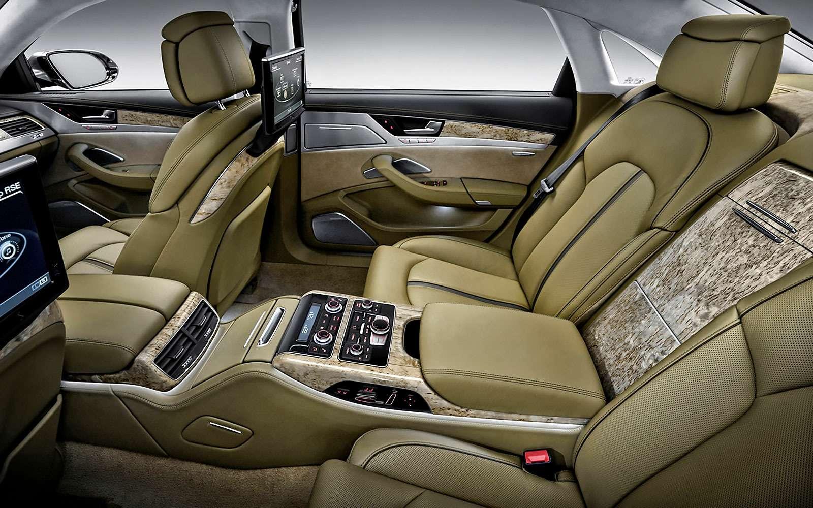 Audi A8Security