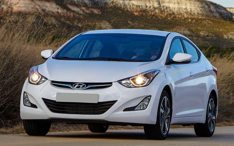 Плюсы иминусы 5-летней Hyundai Elantra