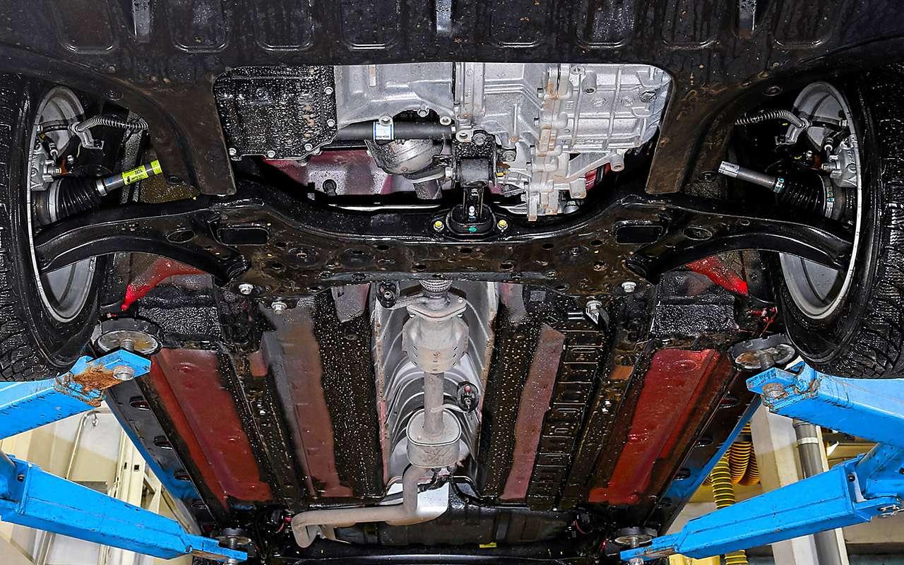 KiaRio X-Line склиренсом Креты— что сним не так?— фото 950775