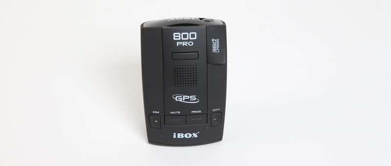 iBOX PRO 800GPS: можно положиться