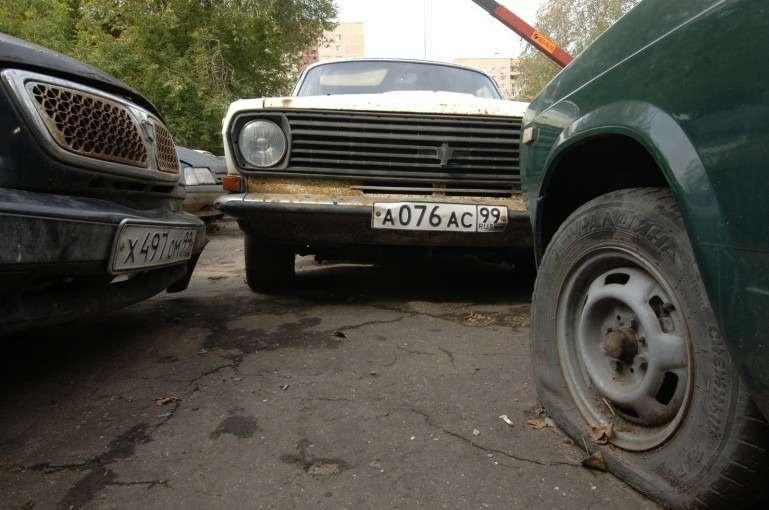 Москва получила всобственность первые автомобили, невостребованные соштрафстоянок