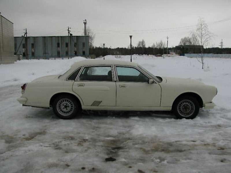 Jaguar-Volga