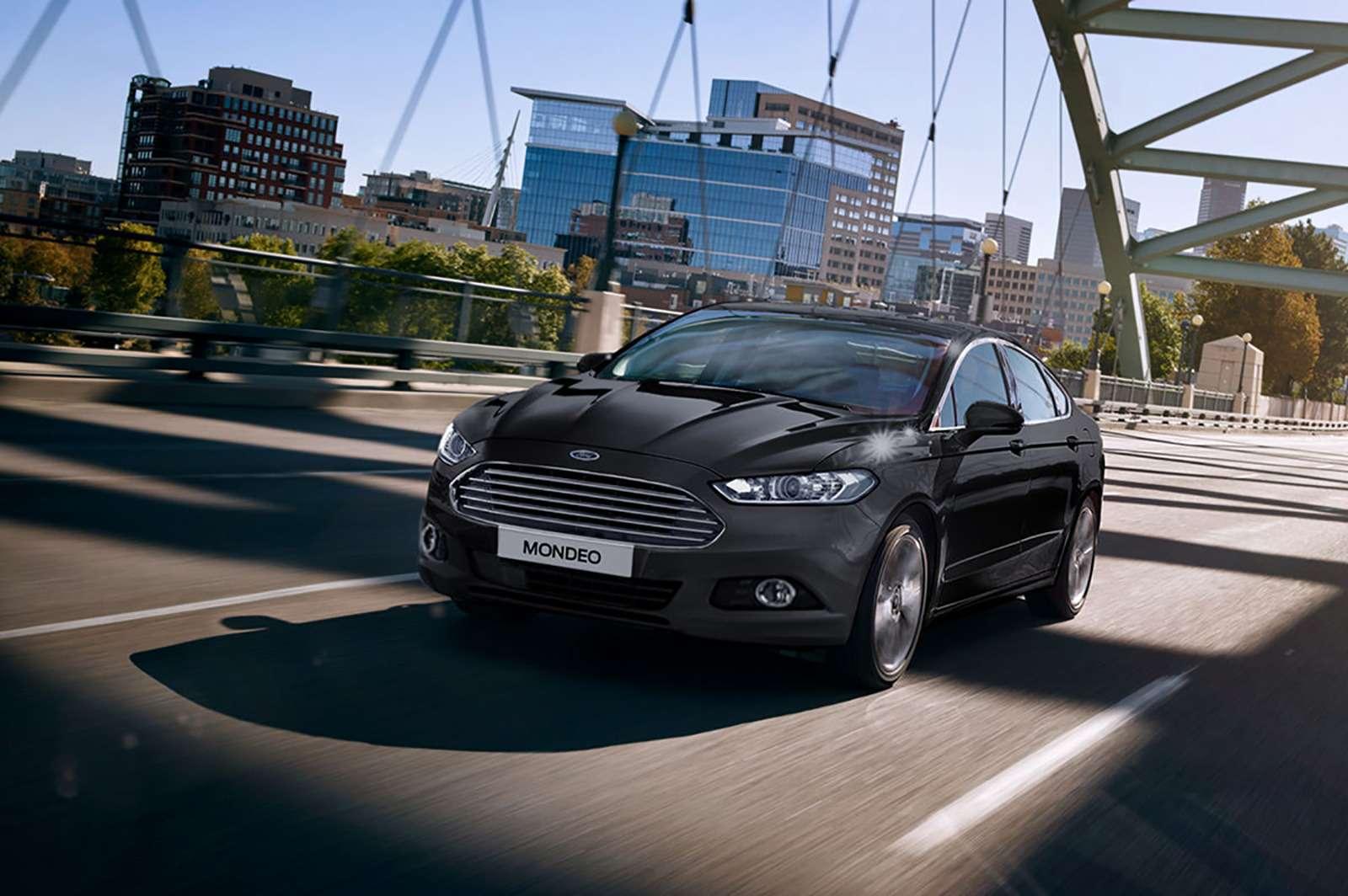 Ford Kuga, Focus иMondeo получили вРоссии новую версию— фото 945235