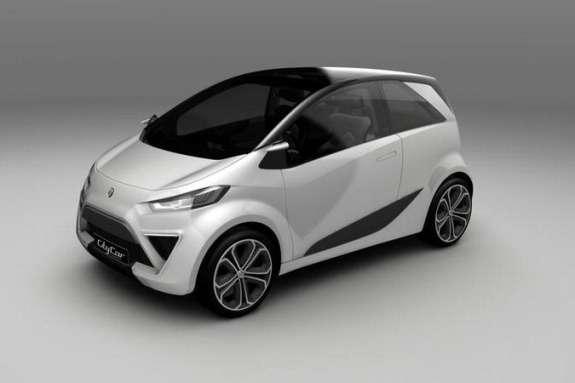 1Lotus City Car