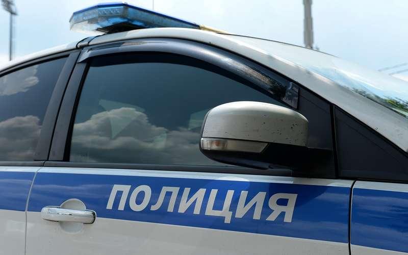 Пьяный водитель протаранил машину ДПС вМоскве
