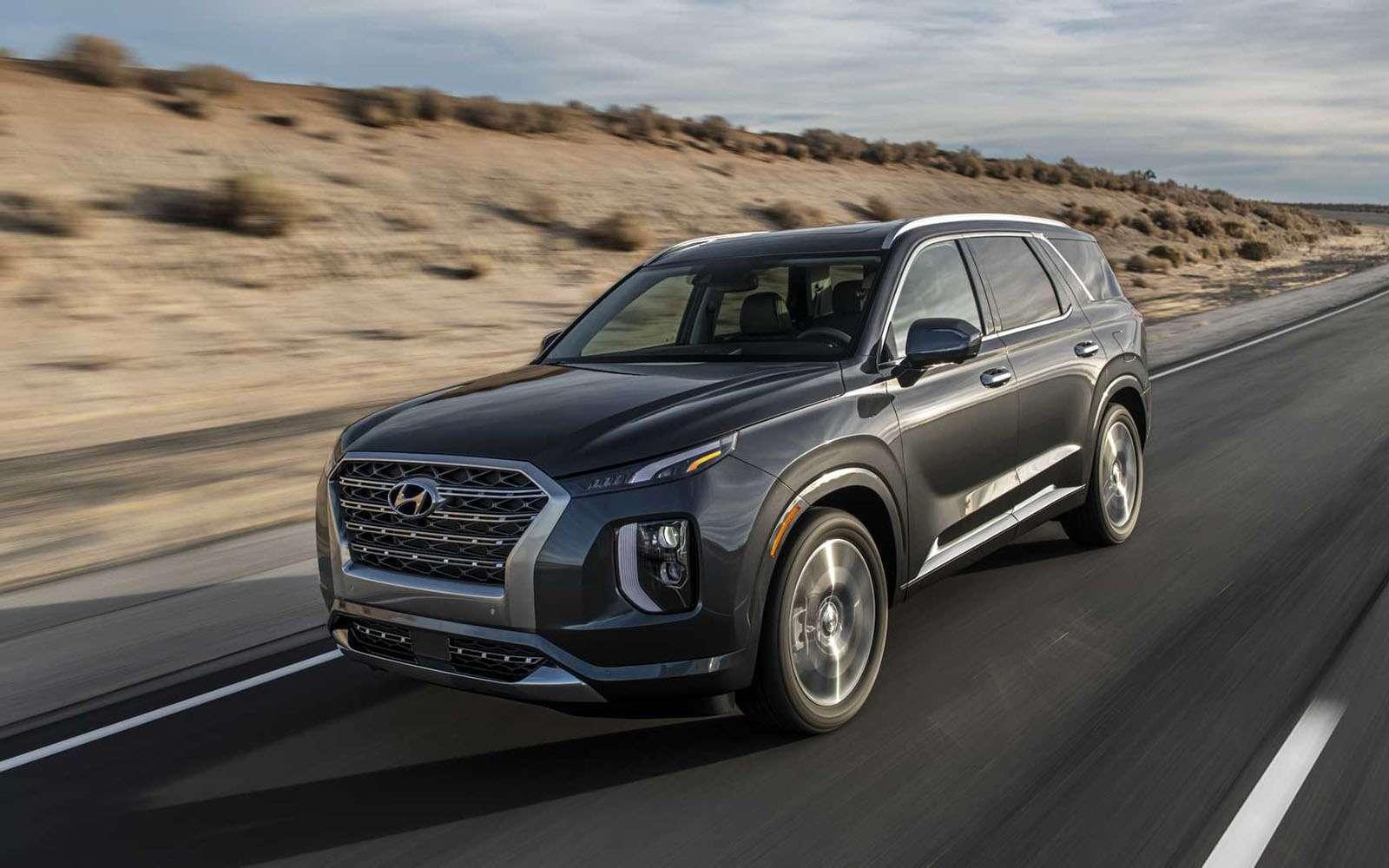 Hyundai показал свой огромный ироскошный внедорожник— фото 927205