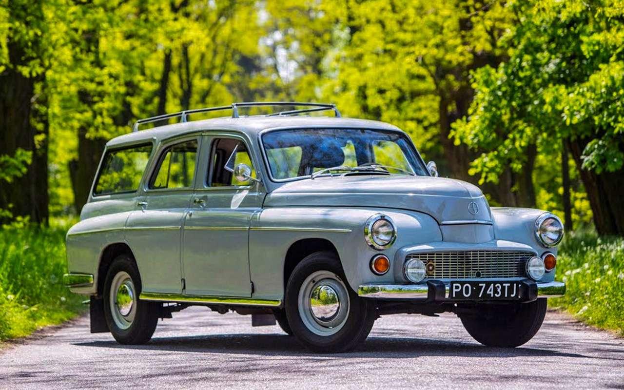 Наши заграницей: вочто превращались автомобили СССР вКитае, Корее, наКубе— фото 963668