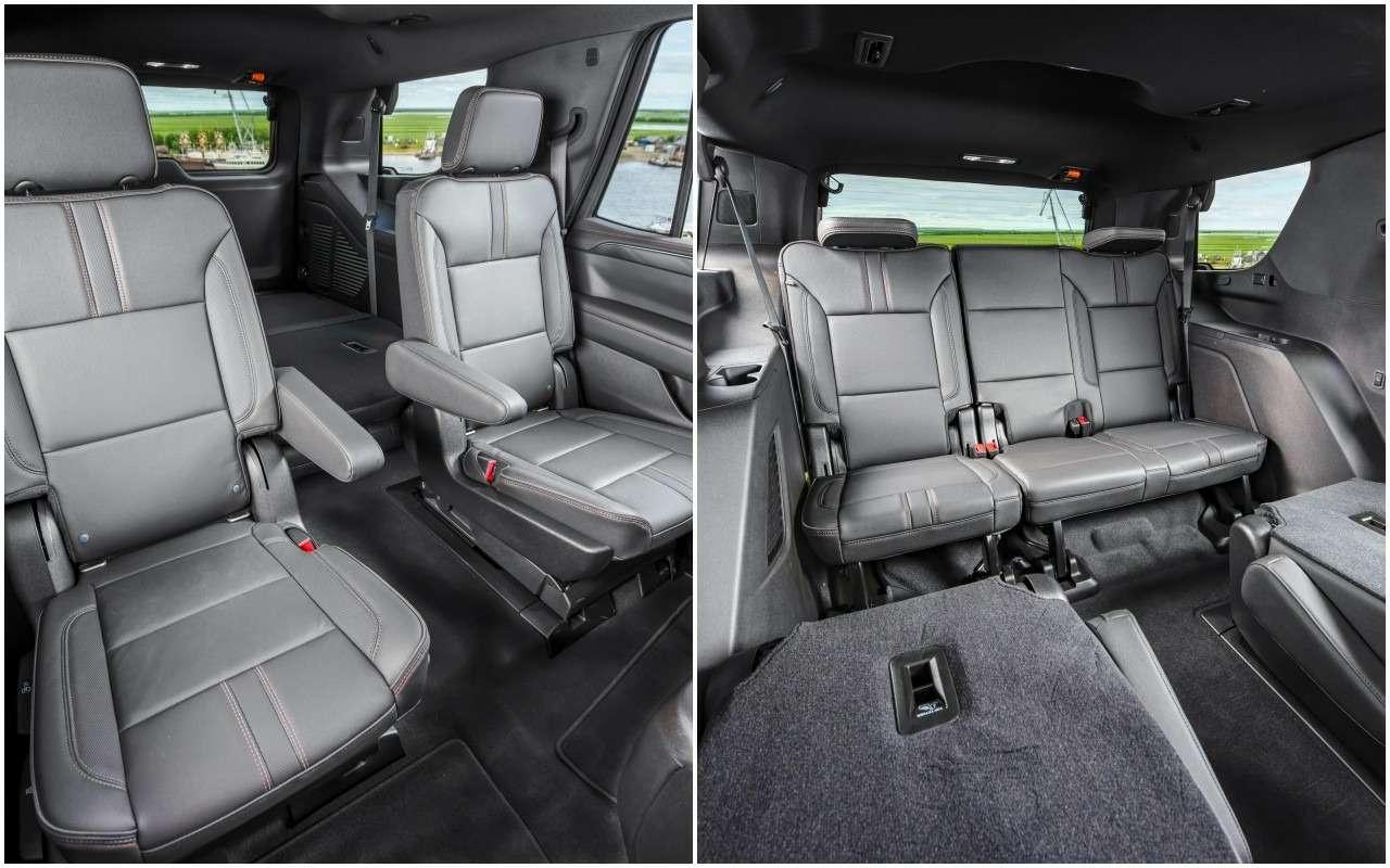 Chevrolet Tahoe 2021: почти Escalade, нодешевле— фото 1274383