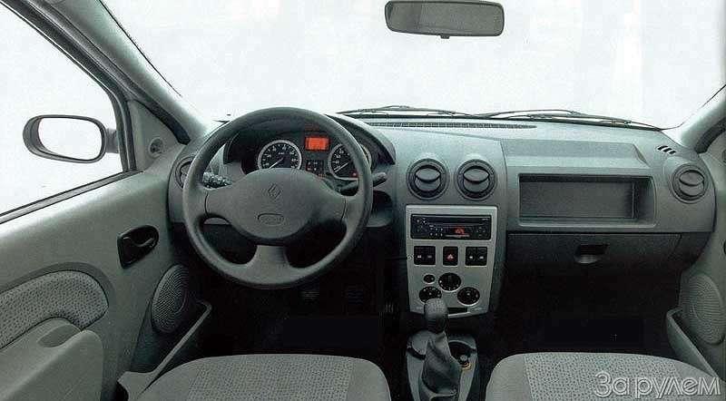Renault Logan. Правильными дорожками— фото 56962