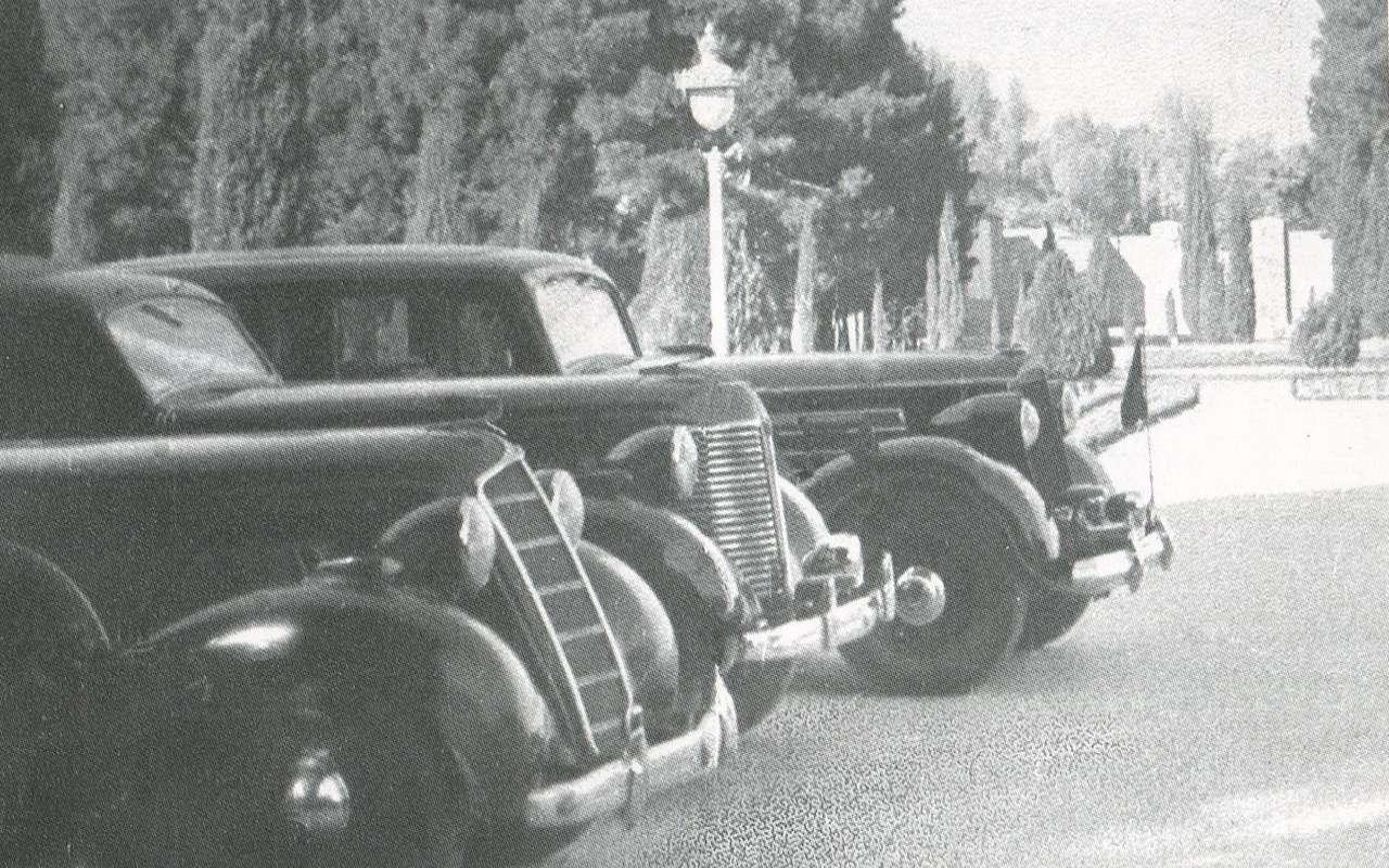 Packard Twelve: любимая машина Сталина— фото 1227315