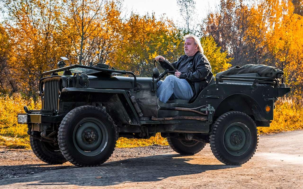 Самый популярный автомобиль войны: все факты оWillys MB— фото 972658